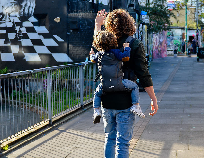 5 Things Every Parent Needs to Know About Baby Carrying