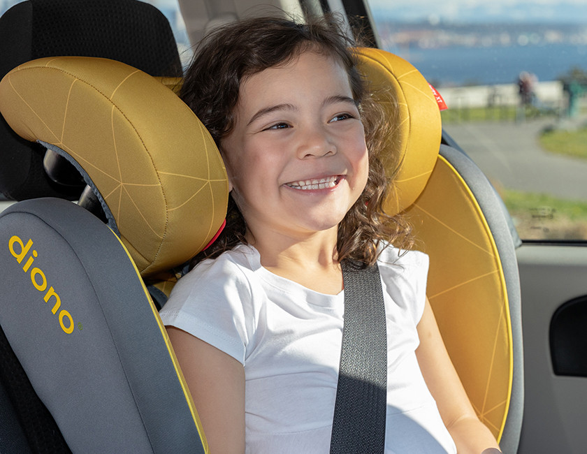 The ultimate guide to booster seat laws in the UK