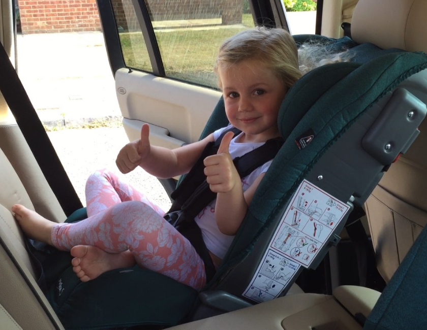 Everything you need to know about i-Size car seats